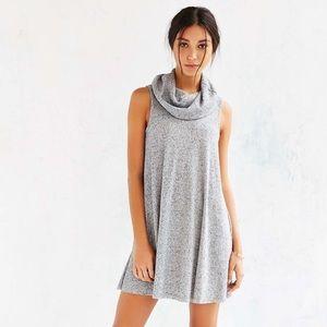 Dresses & Skirts - BDG Cowl-Neck Swing Dress